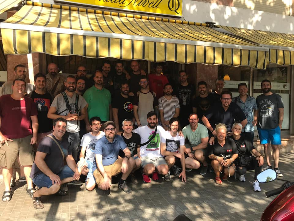 Liga Catalana de Old School – Tournament Report