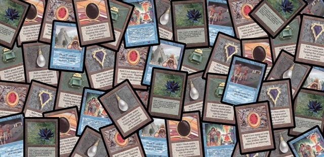 Five reasons to play Old School Magic