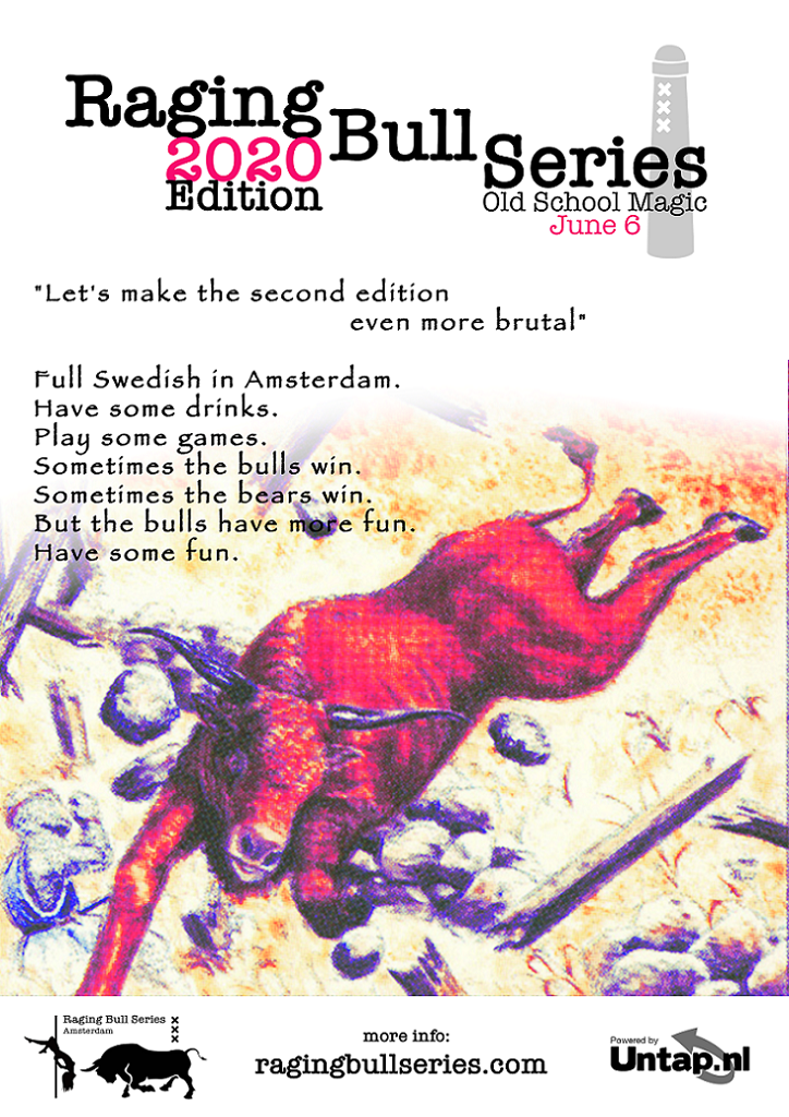 Raging Bull Series: Online